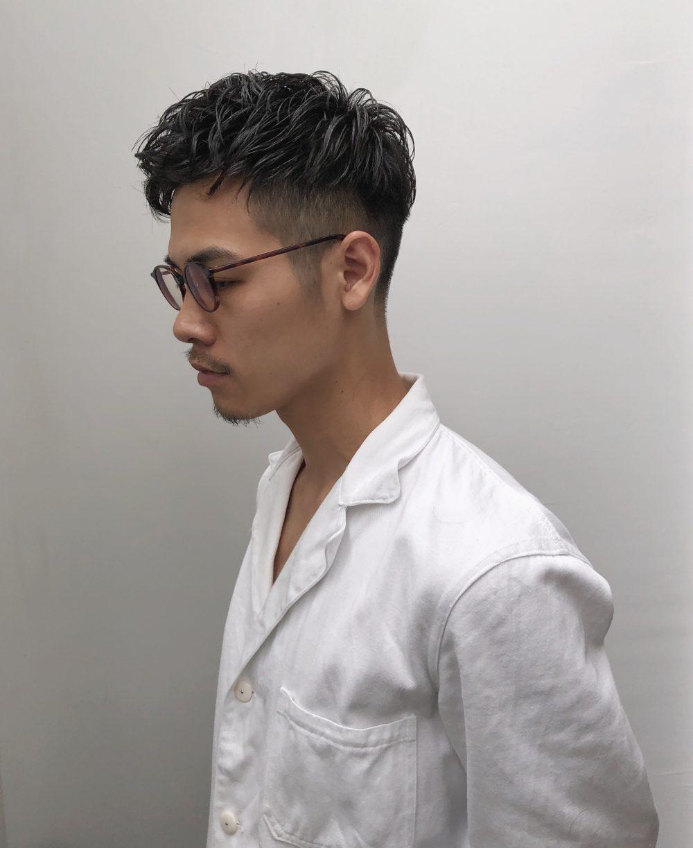 スタイル メンズヘア
